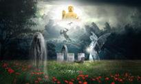 Tháng 7 âm lịch, linh hồn đang ở nhân gian và 'cửa môn quan' mở