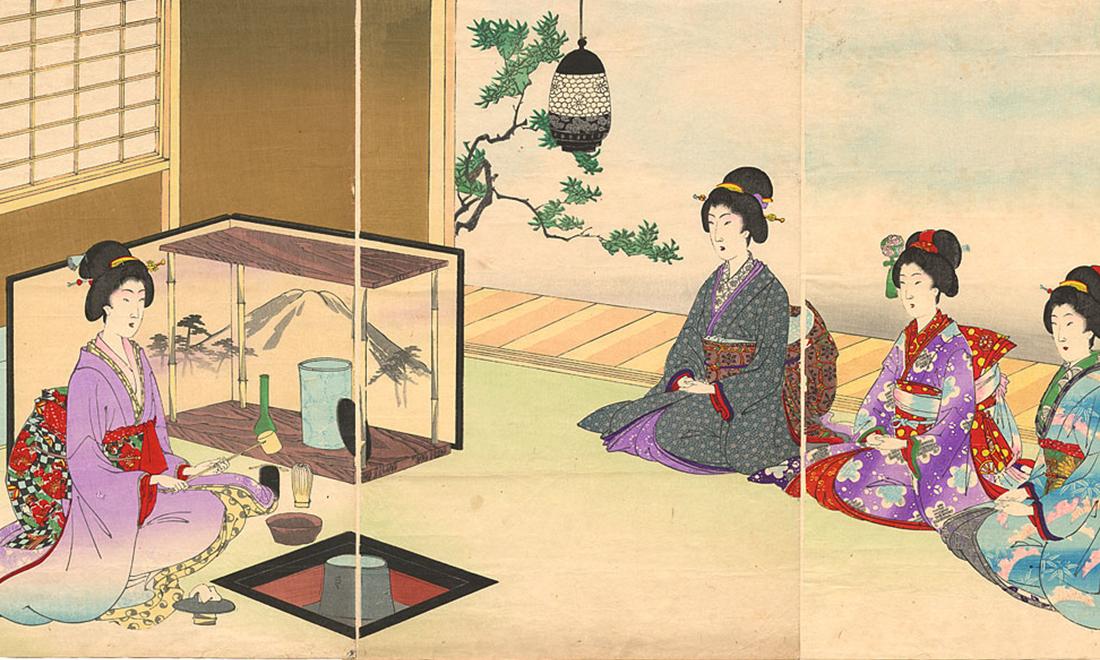 Trà Đạo chính là đạo thưởng thức vẻ đẹp khi uống trà, cũng được coi là một nghệ thuật sống trong việc pha trà, thưởng trà, như một loại lễ nghi cuộc sống dùng trà làm phương thức sống và để tu thân.
