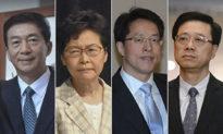11 quan chức Trung Quốc và Hong Kong bị Mỹ trừng phạt vì tội gì?