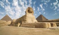 Tượng Nhân sư phải chăng là sản phẩm của nền văn minh tiền sử?