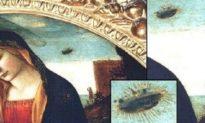 Thông điệp ẩn? Những bức tranh thế kỷ 15 này cho thấy bằng chứng về UFO?