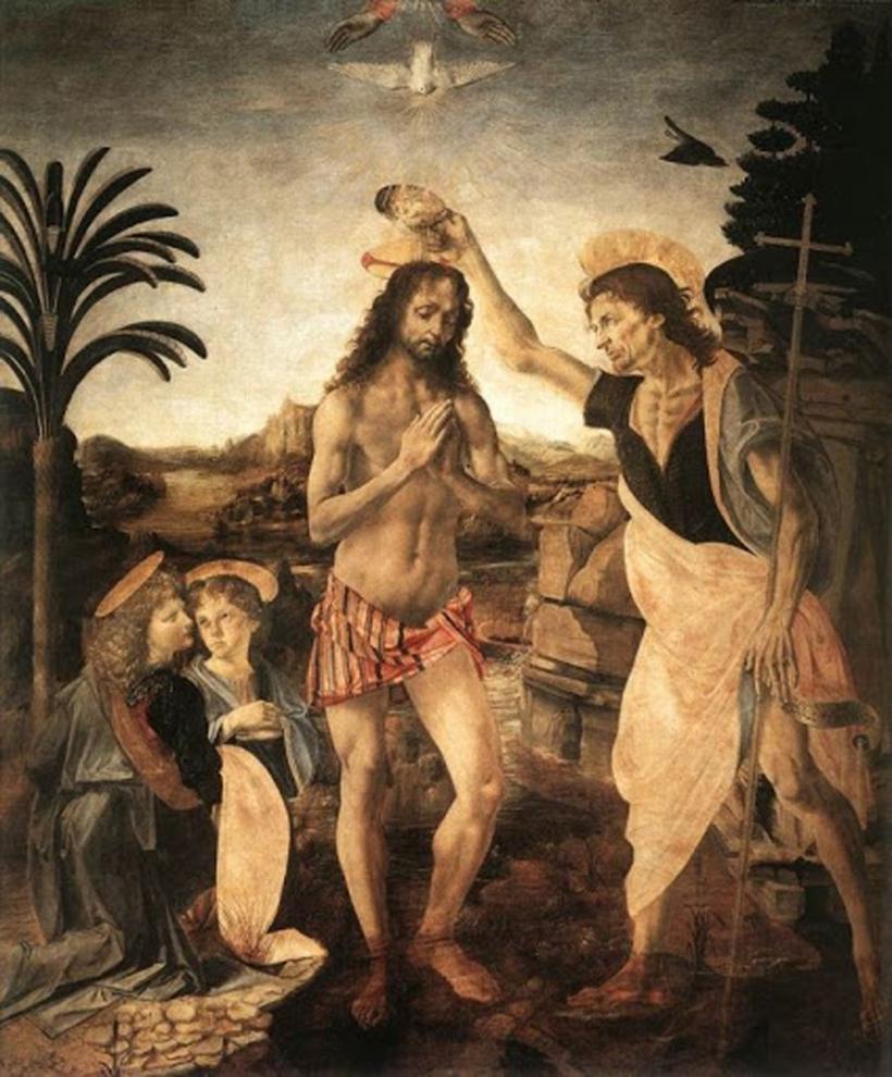Hội hoạ phục hưng Leonardo Da Vinci