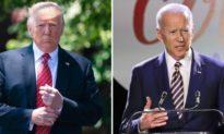 Tài sản của TT Trump hụt 300 triệu USD trong khi Joe Biden kiếm được hàng triệu USD khi rời Nhà Trắng