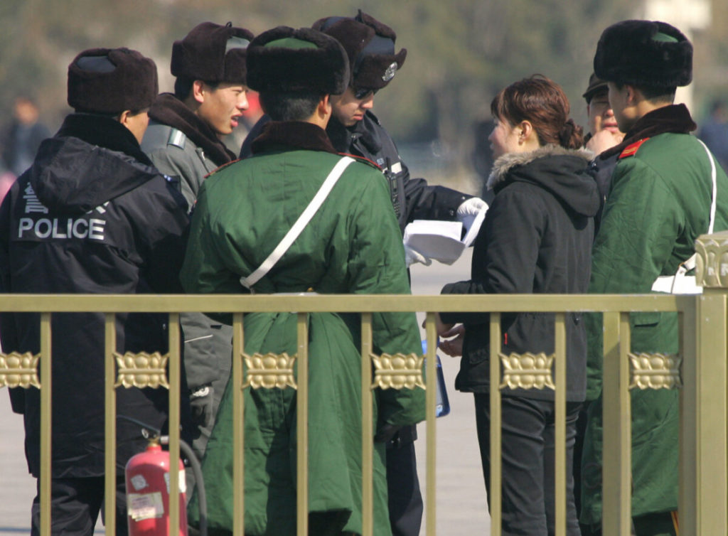 Bắc Kinh 'đuổi cổ' người biểu tình trước kỳ nghỉ lễ quốc khánh