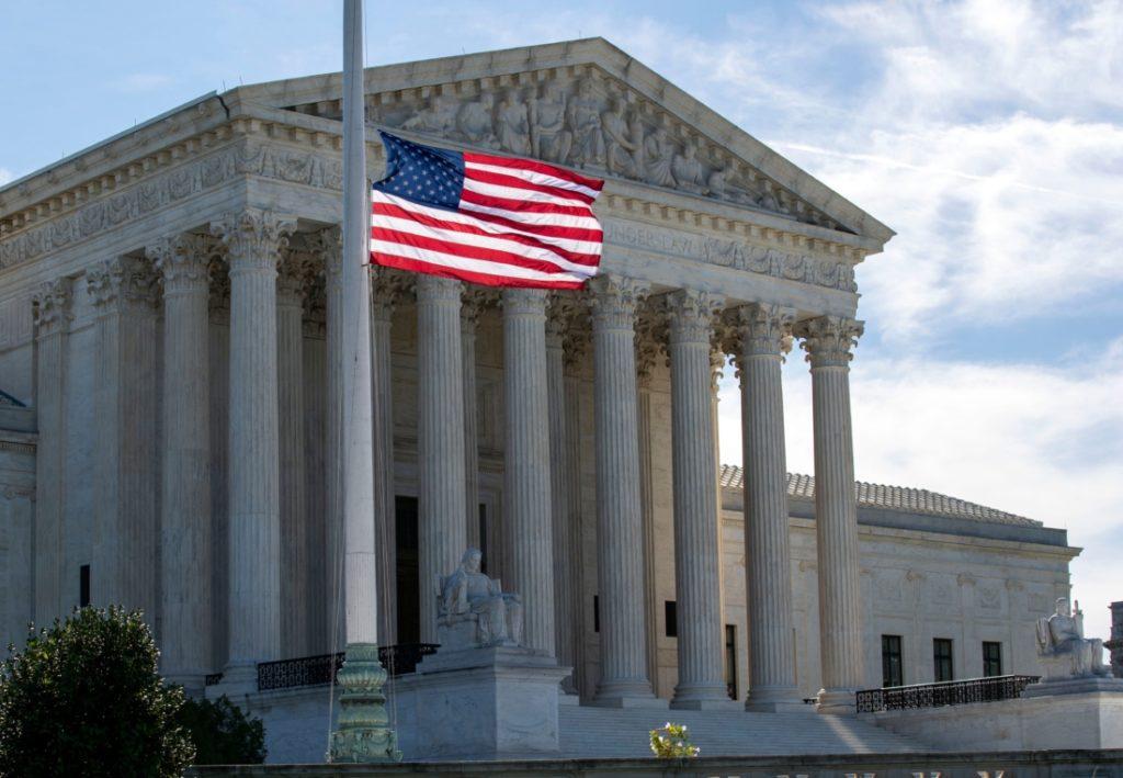 Đề xuất sửa đổi Hiến Pháp để ngăn chặn việc mở rộng Tối Cao Pháp Viện Mỹ