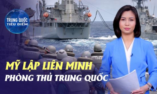 Mỹ tính lập liên minh Ấn Độ - Thái Bình Dương nhằm đối đầu Trung Quốc