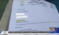 Tin sốc: Một phụ nữ đã qua đời 6 tháng, đột nhiên xét nghiệm dương tính với Covid-19