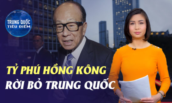 Tỉ phú Lý Gia Thành rao bán bất động sản hàng tỉ đô la ở Trung Quốc - Trung Quốc Tiêu Điểm