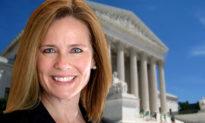 Tổng thống Trump chính thức đề cử bà Amy Coney Barrett cho Tối cao Pháp viện