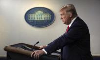 Tổng thống Trump đưa ra bằng chứng về gian lận bỏ phiếu qua thư cho các phóng viên