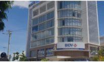 Phú Yên: Khởi tố, bắt giam nguyên Giám đốc chi nhánh Ngân hàng BIDV