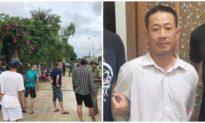 Nghi phạm vụ án mạng ở Hà Tĩnh khiến 3 mẹ con thương vong đã bị bắt