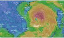 Bão số 5 có thể đổ bộ đất liền đúng lúc thuỷ triều đạt đỉnh, nguy cơ phải sơ tán nửa triệu dân