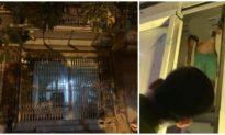Bị ròng rọc thang máy thắt cổ, chủ thầu công trình ở Hà Nội tử vong thương tâm