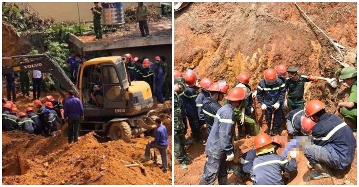 Khởi tố bị can trong vụ sập công trình đang thi công ở Phú Thọ làm 4 người tử vong