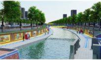 JVE đề xuất cải tạo sông Tô Lịch thành 'Công viên Lịch sử - Văn hoá - Tâm linh'