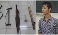 Bắt giam người cha bạo hành dã man con trai 9 tuổi ở Hưng Yên
