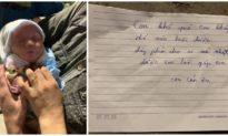 Phát hiện bé gái sơ sinh trong thùng rác ở Hà Nội kèm mảnh giấy bên cạnh