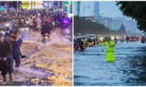 Nhiều nhà dân ở TP. HCM ngập sâu gần 1 m, giao thông hỗn loạn sau mưa lớn kéo dài