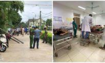 Án mạng ở Hà Tĩnh, 3 mẹ con bị truy sát lúc giữa trưa