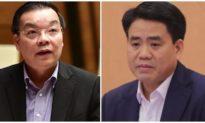Bãi nhiệm ông Nguyễn Đức Chung, Bộ trưởng Chu Ngọc Anh làm Chủ tịch Hà Nội
