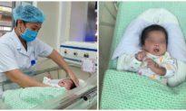 Bé sơ sinh bị phá bỏ ở tuần thai thứ 31 sống lại kỳ diệu
