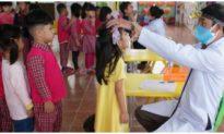 Khử khuẩn Trường mầm non ở TP. Đà Lạt có 13 trẻ cùng lớp mắc tay chân miệng