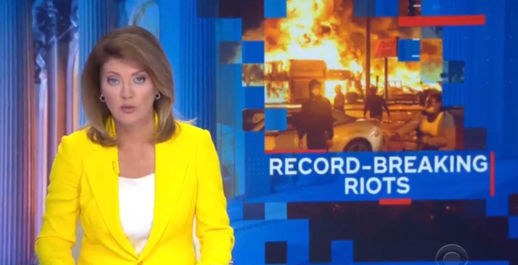 Truyền thông cánh tả 'hớ hênh' đưa tin: Biểu tình 'ôn hòa' gây thiệt hại 1-2 tỷ đô la