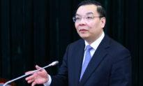 Bộ trưởng Chu Ngọc Anh sẽ trở thành tân Chủ tịch Hà Nội?