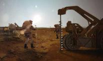 Khoa học đổi hướng tìm kiếm sự sống xuống bên dưới bề mặt sao Hỏa, Mặt trăng