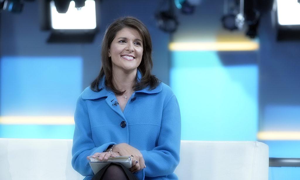 Diễn thuyết của Cựu đại sứ Mỹ tại LHQ Nikki Haley: 'Liên Hợp Quốc không dành cho những người yếu tim!'