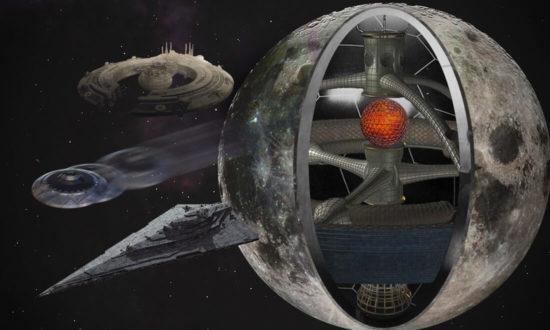 Cựu nhân viên CIA tiết lộ: Có hàng triệu người ngoài hành tinh đang cư ngụ trong Mặt trăng