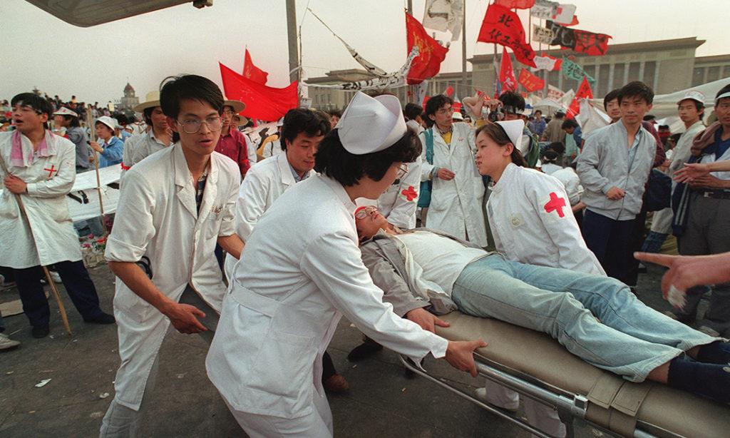 Đảng Cộng sản Trung Quốc kỷ niệm ngày sinh kẻ ra lệnh bắn giết sinh viên tại Thiên An Môn