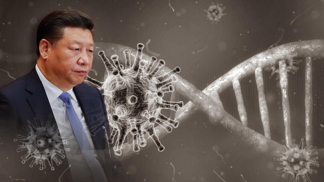 đcstq cố ý để virus lan truyền ra khắp thế giới,