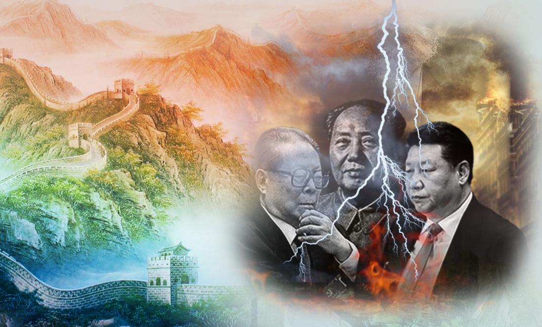 Sau khi ĐCSTQ diệt vong, long mạch Trung Hoa một lần nữa được kéo dài