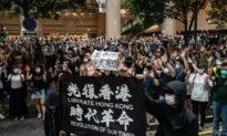 Tổ chức Nhân quyền trao Giải thưởng Tự do cho người biểu tình Hong Kong