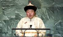 Cựu tổng thống Mông Cổ gửi thư cho ông Tập, nhưng bị Đại sứ quán Trung Quốc trả lại