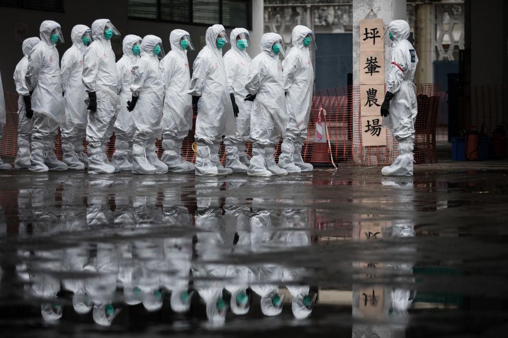 ĐCSTQ vì cố tình gieo rắc virus viêm phổi Vũ Hán ra toàn thế giới tạo ra dịch bệnh ngày nay, đã trở thành 'sai lầm lớn', khiến nước Mỹ báo thù, trở thành ngòi nổ diệt vong ĐCSTQ.