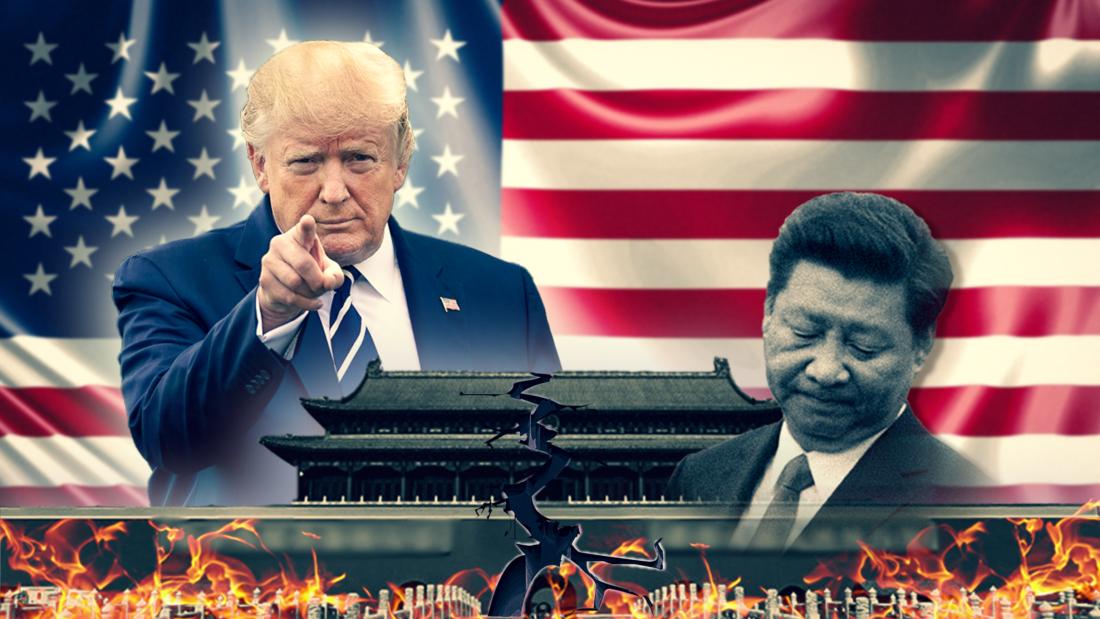 Tổng thống Trump Tiêu diệt Tập Cận Bình