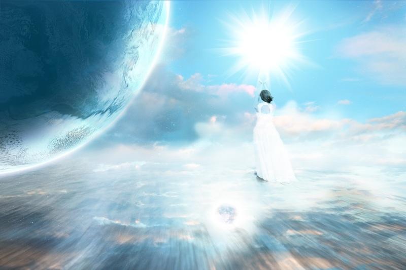 Bởi vì họ vẫn muốn nhân loại trên Trái Đất một lần nữa tìm lại tình yêu thương trong trái tim mình, và lan tỏa tình yêu đến khắp Địa cầu.