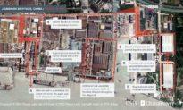 Ảnh vệ tinh tiết lộ: Trung Quốc đẩy mạnh đóng hàng không mẫu hạm thứ ba