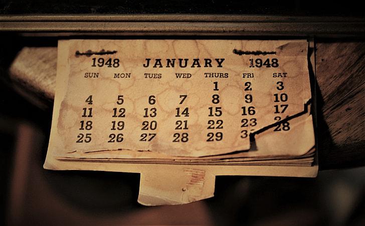 Vào tháng 12/2019, mục sư Coverstone có một giấc mơ kỳ lạ. Trong giấc mơ, ông nhìn thấy một tấm lịch bắt đầu bằng tháng 1 năm 2020. (Pickpik)
