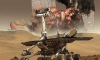 Có một chứng tích trong khủng bố 11/9 xuất hiện trên Sao Hỏa