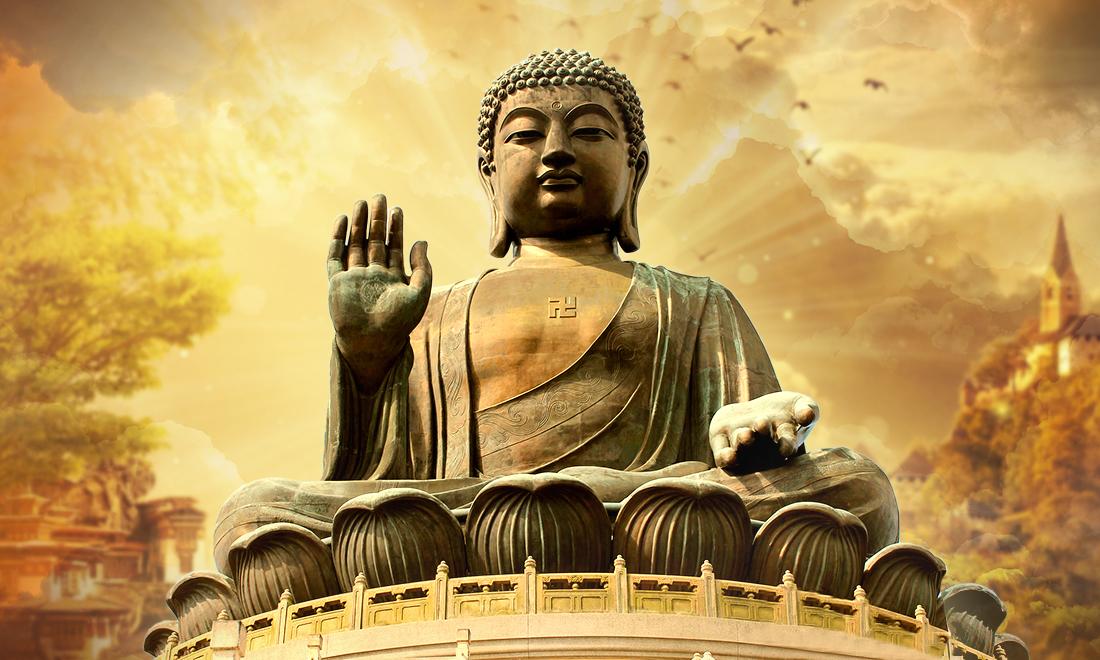 2500 năm trước, Đức Phật Thích Ca Mâu Ni đích thân hạ thế giảng Pháp độ nhân, cứu vớt nhân loại khỏi sự băng hoại về đạo đức...