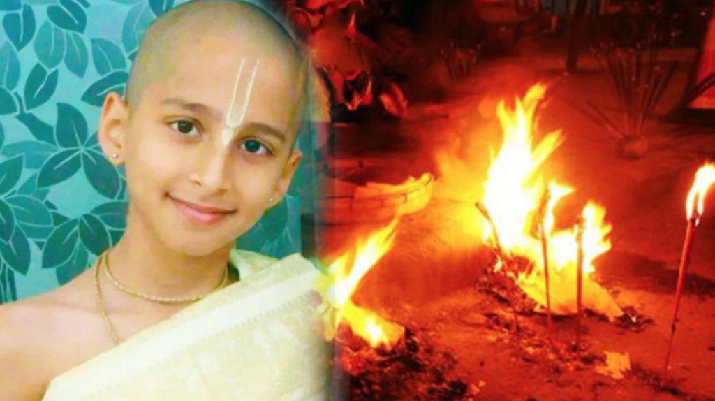 Trong lời tiên tri của mình, cậu bé Anand người Ấn Độ cũng nói rằng cuối cùng sẽ có một siêu virus, và nó sẽ xuất hiện vào tháng 12. (Tổng hợp)