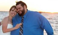 Hành trình giảm 136 kg của người đàn ông béo phì để kết hôn với người yêu thời trung học