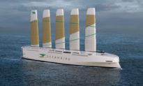 Oceanbird: Tàu buồm của tương lai chở 7.000 ô tô vượt Đại Tây Dương, giảm 90% lượng khí thải trong ngành hàng hải