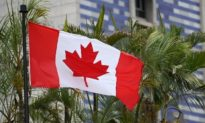 100.000 người Canada xuống đường giương cờ Mỹ ủng hộ Tổng thống Trump tái đắc cử