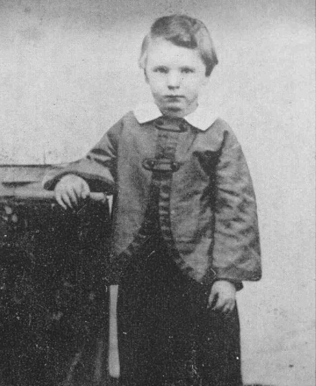 """William Wallace """"Willie"""" Lincoln chết vì bạo bệnh, gây ra cú sốc cho vợ chồng TT Lincoln. (Ảnh: wikipedia.org)"""