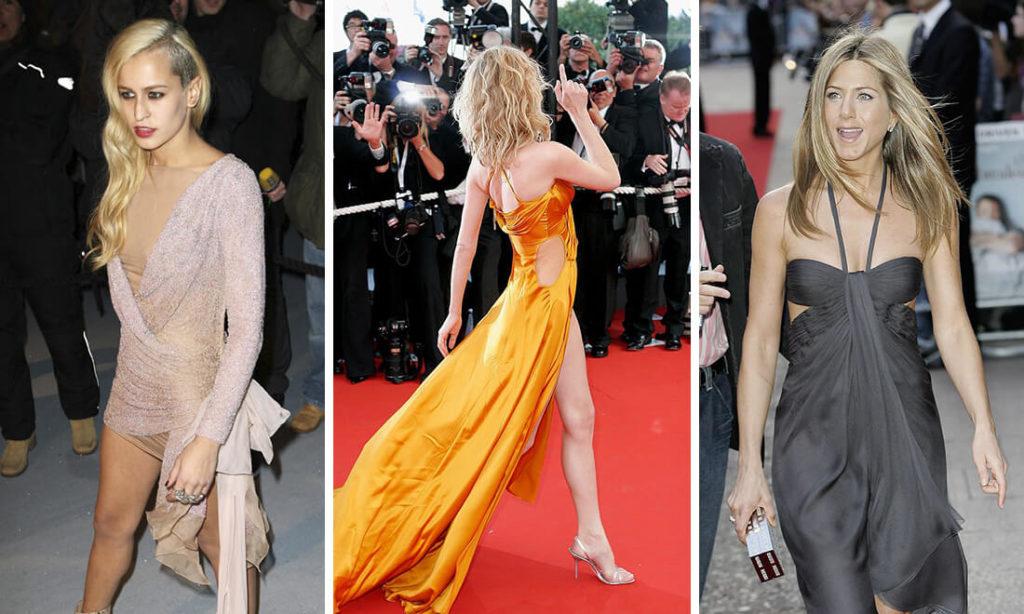 Trang phục của phụ nữ hiện đại ngày nay dường như ngày càng hở hang, càng triệt để khoe đường cong cơ thể, trang phục càng bó sát cơ thể càng tốt.